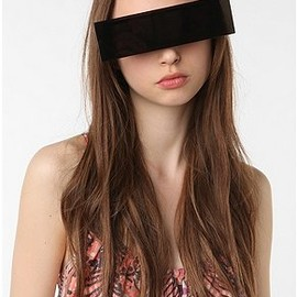 urban outfitters - Embarrassing Photo Protective Sunglasses