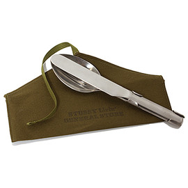 STUSSY Livin' GENERAL STORE - GS Cutlery Set
