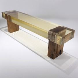 Nucleo Studio - Future Archaeology Bench