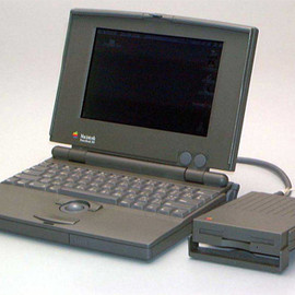 Macintosh - powerbook 100