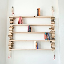 Studio Amy Hunting - Blockshelf