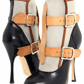 Vivienne Westwood - Skyscraper Seditionary Boots