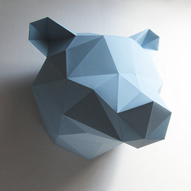 AssembliShop - Paper Bear Folding Kit