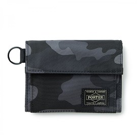 "HEAD PORTER - ""JUNGLE"" WALLET (M)"
