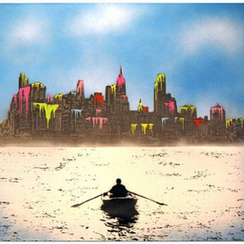 Nick Walker - The Morning After New York