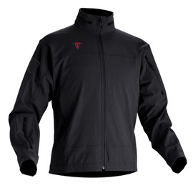 Wild Things Tactical - Chairman's Soft Shell Jacket - SO 1.0 w/ Logo (Black)