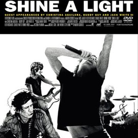 martin scorsese - The Rolling Stones Shine a Light