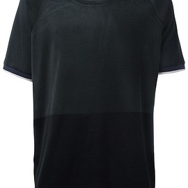 Lanvin - washed round neck T-shirt