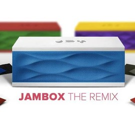 Jawbone - JAMBOX THE REMIX