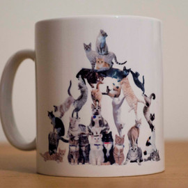 charlotteanngifts - Cat Tower 11oz Mug
