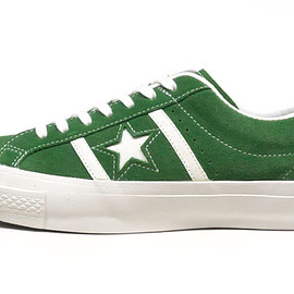 "CONVERSE - STAR & BARS SUEDE ""LIMITED EDITION"""
