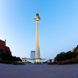 Berlin - TV Tower