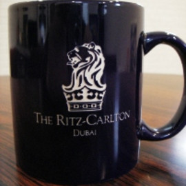 The Ritz-Carlton Dubai - Mug