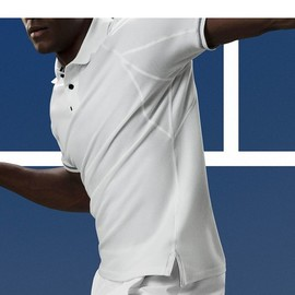 Nike, fragment design - NIKE COURT POLO BY FRAGMENT