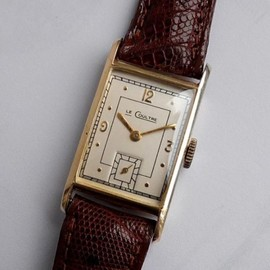 Jaeger-LeCoultre - 1940's Rectangular Watch