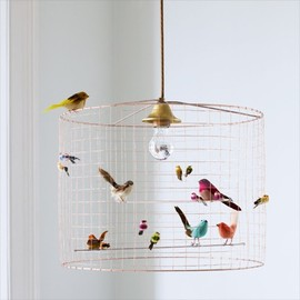 Graham and Green - Bird Cage Chandelier