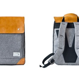VENQUE - Flatsquare Backpack