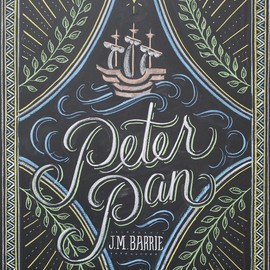 Upcoming Dana Tanamachi Peter Pan cover for Penguin. Love her work, so excited!