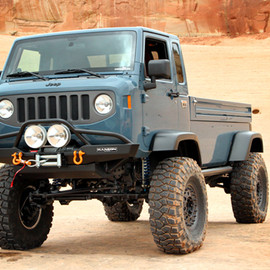 2013 MOAB EASTER JEEP SAFARI CONCEPTS