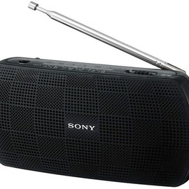 SONY - SRF-18 Portable Radio