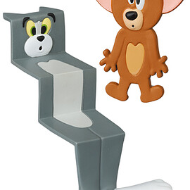 MEDICOM TOY - UDF TOM AND JERRY SERIES 2 TOM AND JERRY(Pressed)