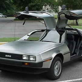 DeLorean Motor Company - DMC-12