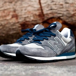 New Balance - 996 Dark Grey