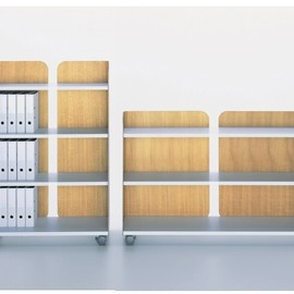 vitra - ATM - Mobile shelves by Jasper Morrison