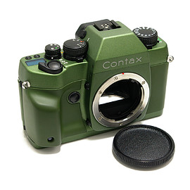 "Contax - RX ""Forest Green"""