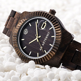 AB AETERNO - Wooden Watch Storm