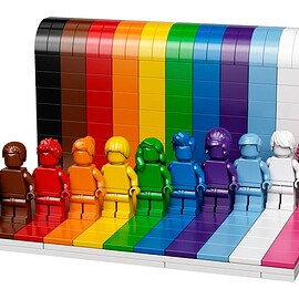 LEGO - #40516 Everyone Is Awesome みんなサイコー!!