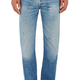 RE/DONE - RE/DONE Slim Straight Jeans