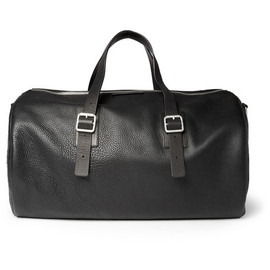 Marc by Marc Jacobs - Full-Grain Leather Holdall Bag