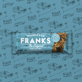 Thanks for Franks - package