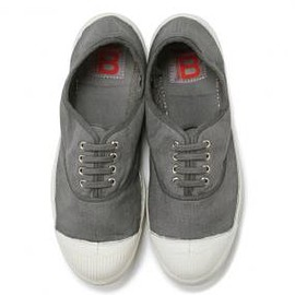 BENSIMON - Tennis Lacets Grey