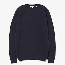 chinti and parker - BASKET WEAVE SWEATER