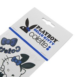 BERNARD FOREVER X HELLO KITTY X PLAYBOY Temporary tattos - BERNARD FOREVER X HELLO KITTY X PLAYBOY Temporary tattos