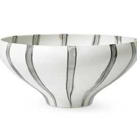 Nobuyasu Takai - Lotus Serving Bowl