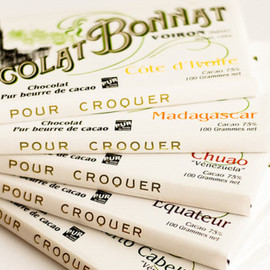 Chocolat Bonnat - Chocolat Bonnat. Les Grand Crus d' Origine by EverJean on Flickr.