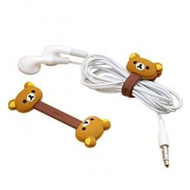 ohneed - Easy Bear Headphone Cable Winder