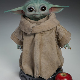 Sideshow Collectibles, Star Wars™, © & ™ Lucasfilm Ltd. - The Child (Life-Size Figure)