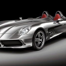 Mercedes-Benz - SLR Stirling Moss