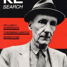 "RE/SERCH - #4/5 ""William.S. Burroughs, Brion Bysin, Throbbing Gristle"""