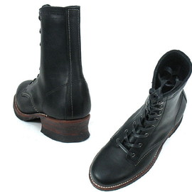 WOLVERINE, 1000MILE - W05156 LACE-TO-TOE BOOT