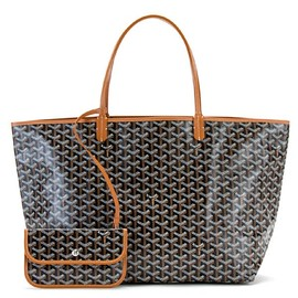 GOYARD - Saint Louis GM NOIR/GOLD