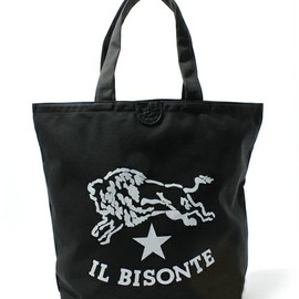 IL BISONTE - Canvas Bag