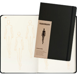 Fashionary notebook