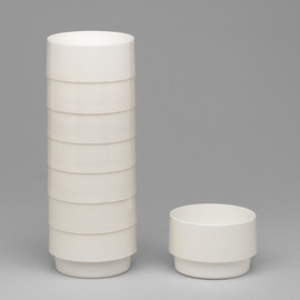 Joe Colombo - Stacking Cups