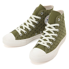 CONVERSE - ALL STAR LACYDOT HI(カーキ)