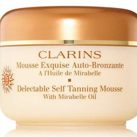 CLARINS - Clarins Delectable Self Tanning Mousse